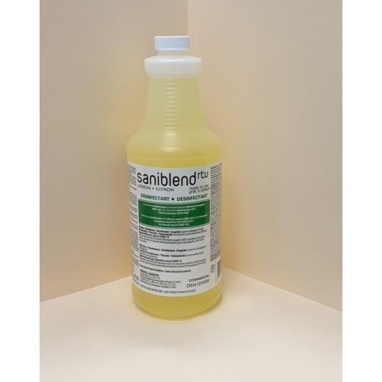 Désinfectant Bioclean (bactéricide et virucide)